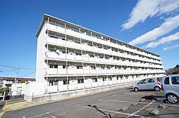ビレッジハウス奈戸岡2号棟[201号室]の外観