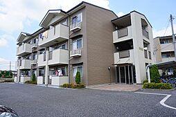 茨城県かすみがうら市稲吉2丁目の賃貸マンションの外観
