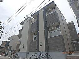 IMPERIAL RESIDENCE八王寺[203号室]の外観