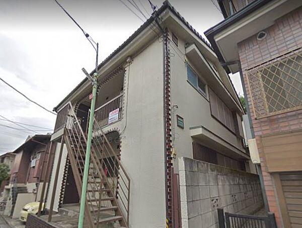 仙波コーポ[2階]の外観
