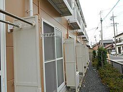 愛知県津島市藤浪町2丁目の賃貸アパートの外観