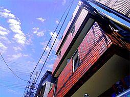 大阪府大阪市生野区中川西1丁目の賃貸マンションの外観