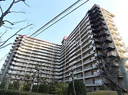 千里スカイハイツ[7階]の外観