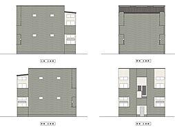 新築 トスカーニ[202号室号室]の外観