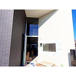 静岡県静岡市葵区上足洗2丁目の賃貸マンションの外観
