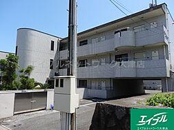 滋賀県大津市見世2丁目の賃貸マンションの外観