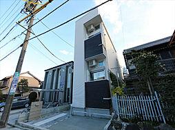 愛知県名古屋市熱田区四番1の賃貸アパートの外観