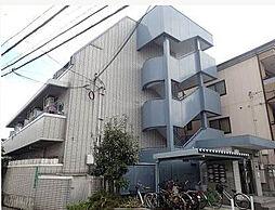 大阪府大阪市阿倍野区松虫通1丁目の賃貸マンションの外観