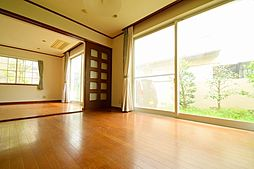 JR中央線 武蔵小金井駅 徒歩16分 3LDKの居間