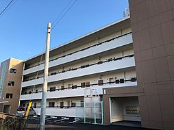 岡山県岡山市南区浦安西町の賃貸マンションの外観
