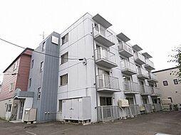 バロニィ[2階]の外観