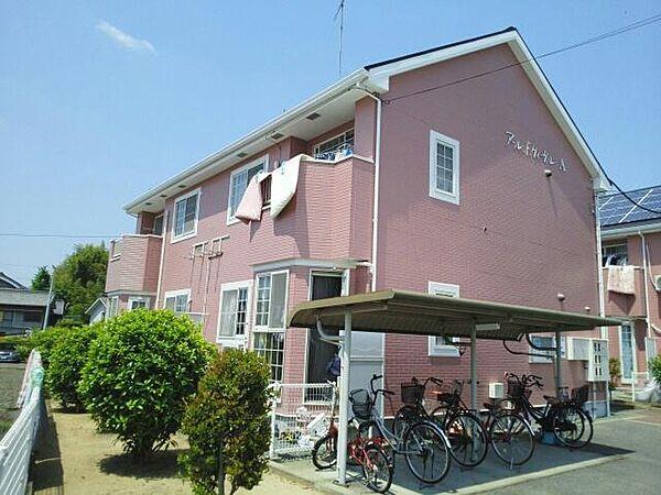 アール・ド・ヴィーヴル A 2階の賃貸【広島県 / 福山市】