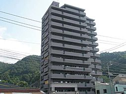 広島県呉市阿賀中央3丁目の賃貸マンションの外観