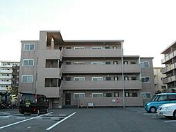 千葉県柏市十余二の賃貸マンションの外観