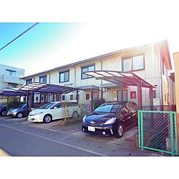 [テラスハウス] 静岡県静岡市葵区安東1丁目 の賃貸【/】の外観