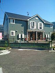 香川県善通寺市大麻町の賃貸アパートの外観