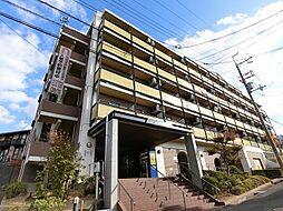 カレッジハイツディグニティー[4階]の外観