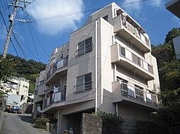 川崎第二ビル[201号室]の外観