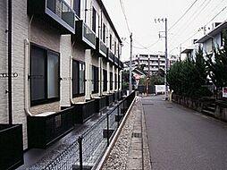 レオパレスウッドさちが丘[204号室]の外観
