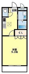 新豊田駅 4.5万円