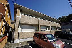 千葉県千葉市緑区おゆみ野中央1丁目の賃貸アパートの外観