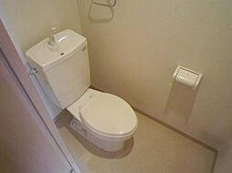 ハニーエストゥディオのトイレ