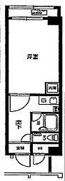 シャンボール内本町[3階]の間取り