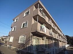 千葉県柏市酒井根の賃貸マンションの外観