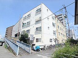 大阪府大阪市旭区森小路1丁目の賃貸マンションの外観