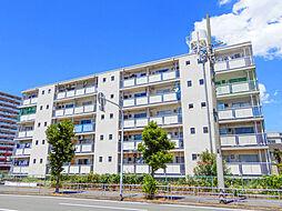 ビレッジハウス大阪鶴町1号棟の外観画像