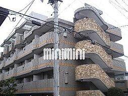 シャングリラ福沢[4階]の外観