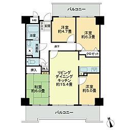 近鉄蟹江駅 9.0万円