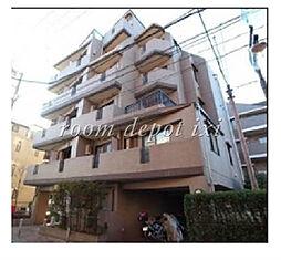 東京都品川区中延1丁目の賃貸マンションの外観