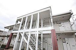 香川県高松市神在川窪町の賃貸アパートの外観
