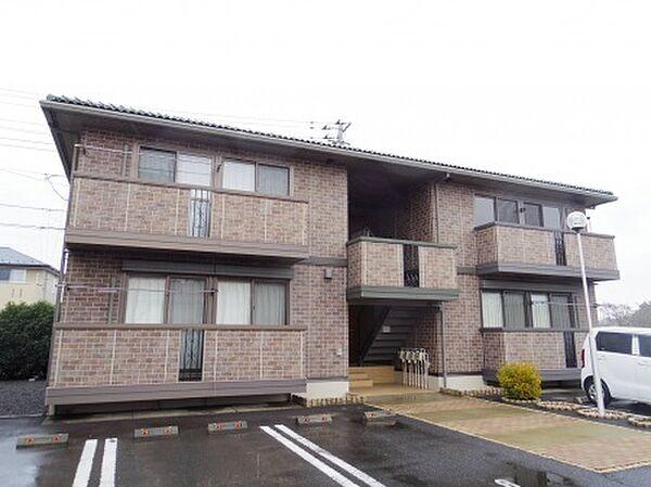 茨城県つくば市花園の賃貸アパート