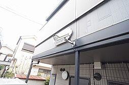 ロベリアC[2階]の外観