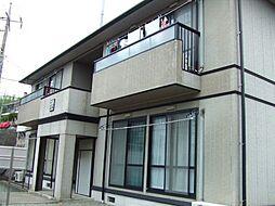ウィンドワード2[1階]の外観