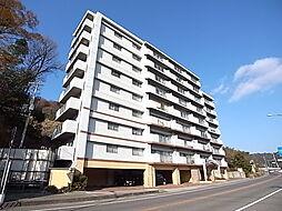 兵庫県揖保郡太子町原の賃貸マンションの外観