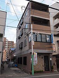 ヤマギマンション2[4階]の外観