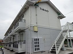桜橋フィルハイツ[202号室]の外観
