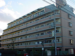 大阪府摂津市一津屋2丁目の賃貸マンションの外観