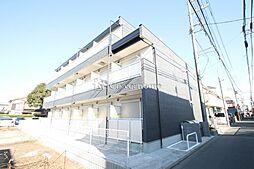 神奈川県相模原市南区相模台1の賃貸マンションの外観