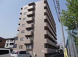 広島県広島市安佐南区山本3丁目の賃貸マンションの外観