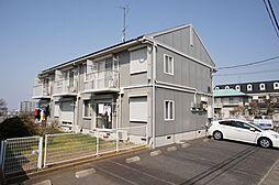 グレージュ北松戸[201号室]の外観