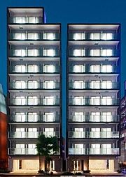 東京都足立区西新井本町1丁目の賃貸マンションの外観