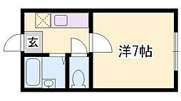 西飾磨駅 3.0万円