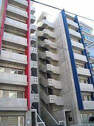 北海道札幌市中央区南十三条西1丁目の賃貸マンションの外観
