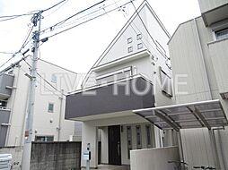 西武新宿線 沼袋駅 徒歩8分の賃貸一戸建て