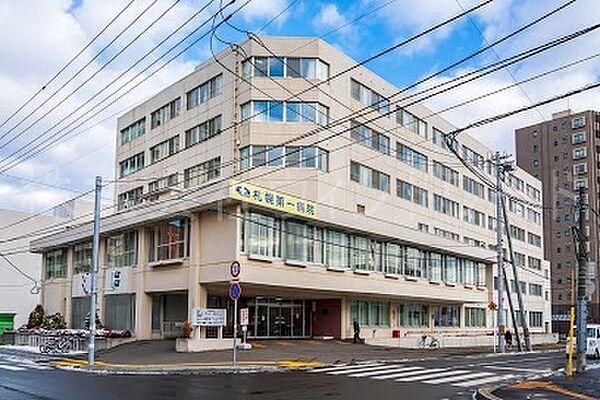 医療法人札幌第一病院 402m