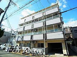 兵庫県神戸市灘区都通3丁目の賃貸マンションの外観